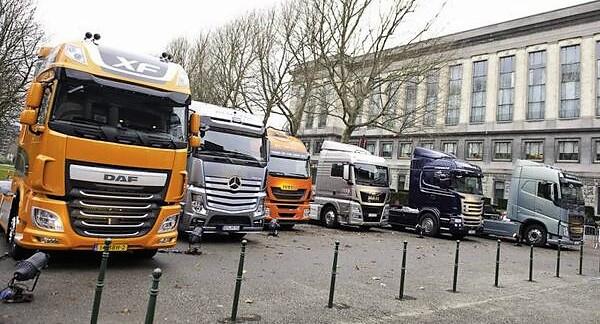 EU-registraties bedrijfswagens mei: +51,3 procent